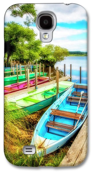 Summer Colors Galaxy S4 Case