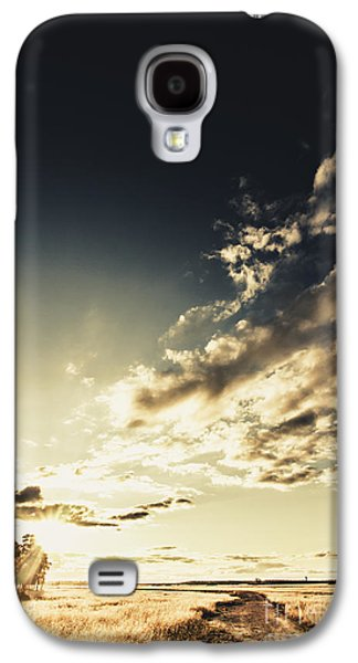 Summer Country Backroad Galaxy S4 Case by Jorgo Photography - Wall Art Gallery