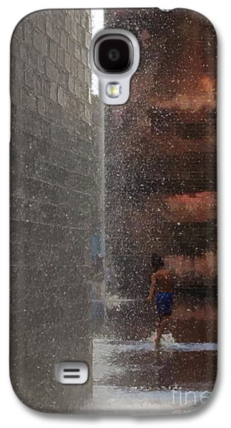 African-american Galaxy S4 Cases - Summer Dance Galaxy S4 Case by Kent Taylor