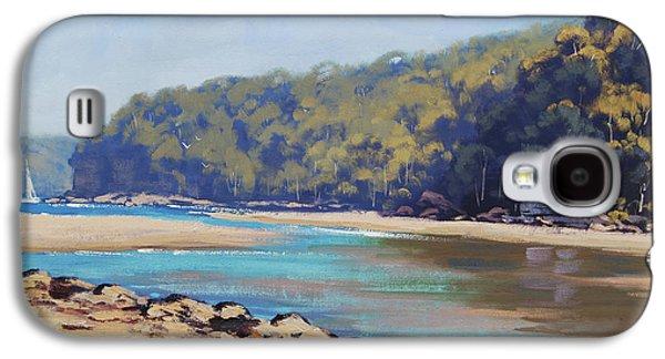 Summer Day Patonga Nsw Australia Galaxy S4 Case by Graham Gercken