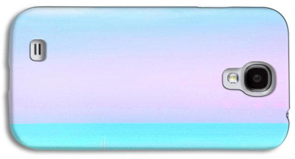 Helicopter Galaxy S4 Case - Summer Dreams by Az Jackson