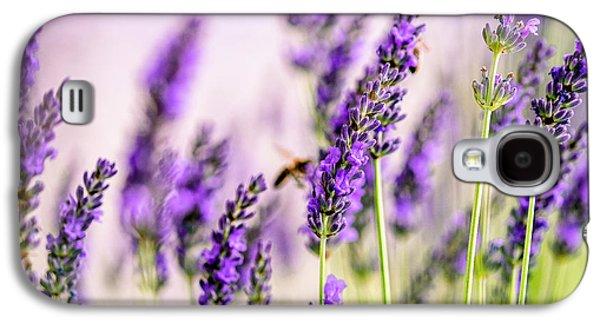 Summer Lavender  Galaxy S4 Case by Nailia Schwarz