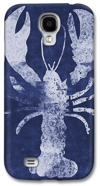 Summer Lobster- Art By Linda Woods Galaxy S4 Case