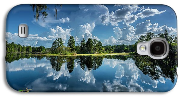Summer Of Calm Galaxy S4 Case by Marvin Spates