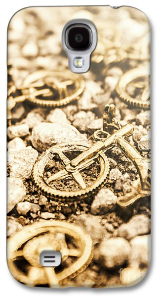 Summer Ride Galaxy S4 Case