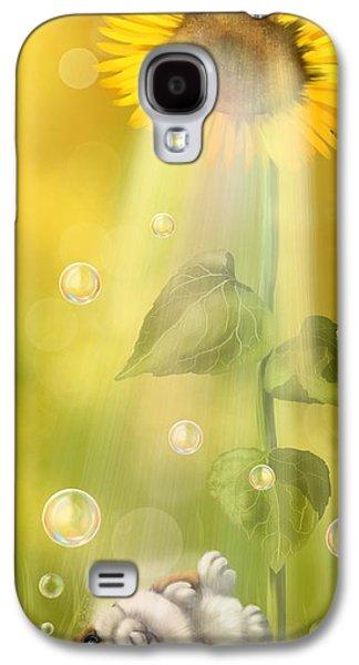 Summer Shower Galaxy S4 Case