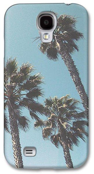 Summer Sky- By Linda Woods Galaxy S4 Case by Linda Woods