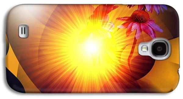 Summer Solstice II Galaxy S4 Case