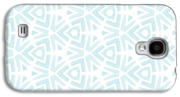 Summer Splash- Pattern Art By Linda Woods Galaxy S4 Case by Linda Woods