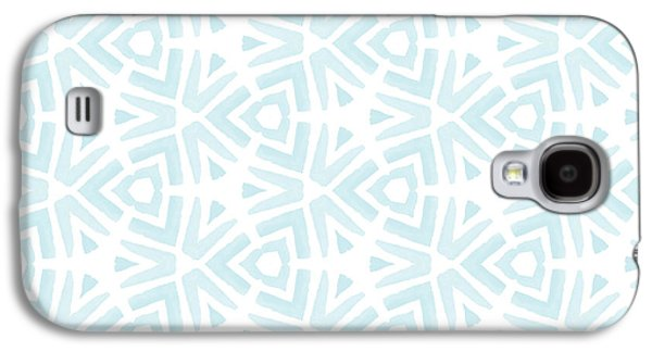 Summer Splash- Pattern Art By Linda Woods Galaxy S4 Case