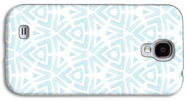 Beach Galaxy S4 Case - Summer Splash- Pattern Art By Linda Woods by Linda Woods