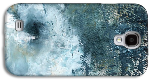 Summer Storm- Abstract Art By Linda Woods Galaxy S4 Case by Linda Woods