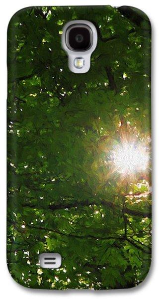 Summer Sun Galaxy S4 Case by Dan Sproul