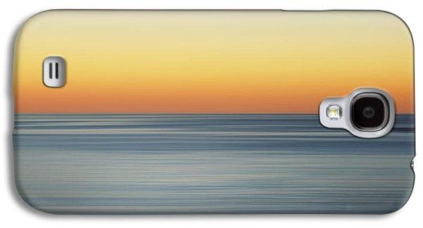 Summer Sunset Galaxy S4 Case by Az Jackson