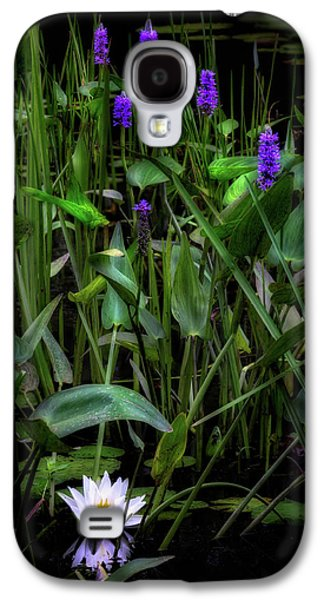Galaxy S4 Case featuring the photograph Summer Swamp 2017 by Bill Wakeley