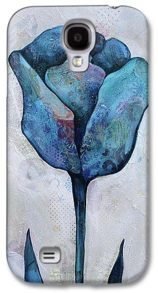 Tulip Galaxy S4 Case - Summer Tulip I by Shadia Derbyshire