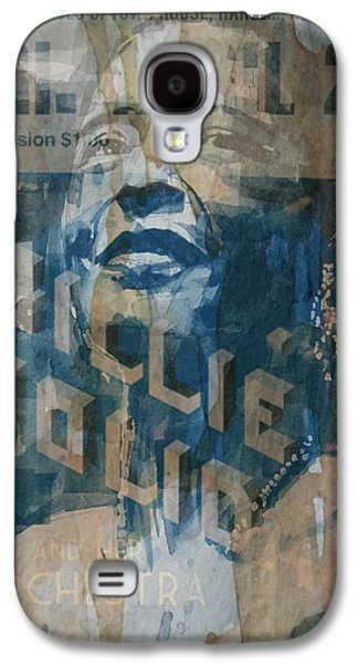 Rhythm And Blues Galaxy S4 Case - Summertime by Paul Lovering