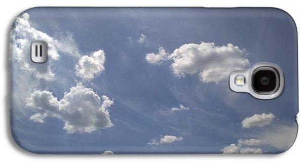 Sunny Galaxy S4 Case - Summertime Sky Expanse by Arletta Cwalina