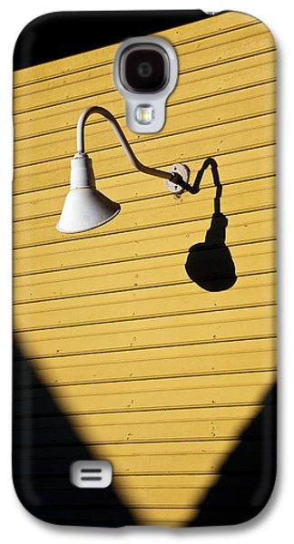 Sun Lamp Galaxy S4 Case by Dave Bowman