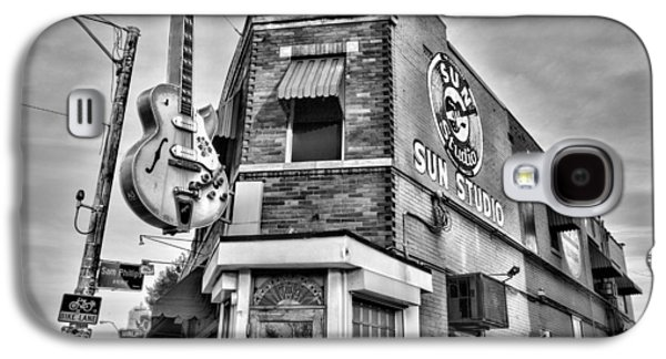 Sun Studio - Memphis #2 Galaxy S4 Case by Stephen Stookey