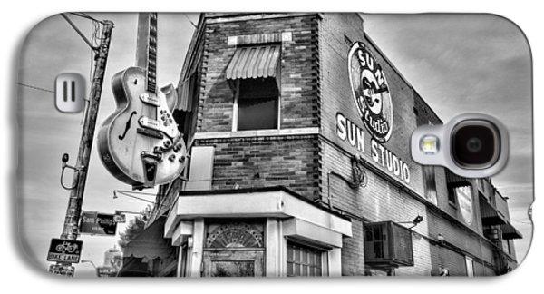 Sun Studio - Memphis #2 Galaxy S4 Case by Stephen Stookey