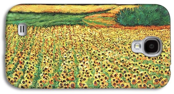 Sunburst Galaxy S4 Case by Johnathan Harris