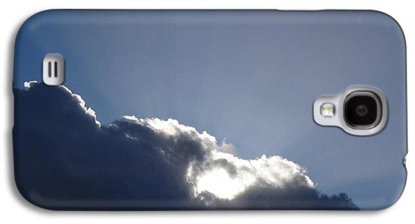 Sunburst Galaxy S4 Case by Karen Jane Jones