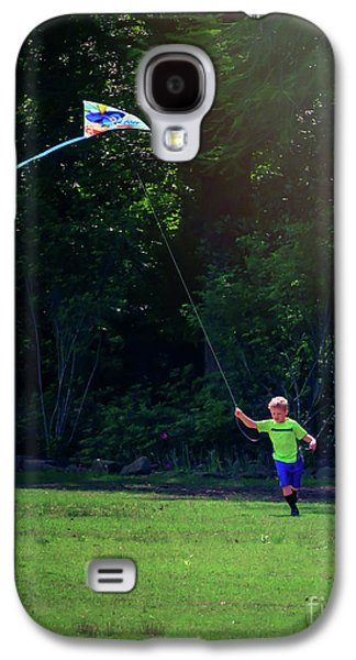 Galaxy S4 Case - Sunday Funday At Honor Heights In Vertical by Tamyra Ayles