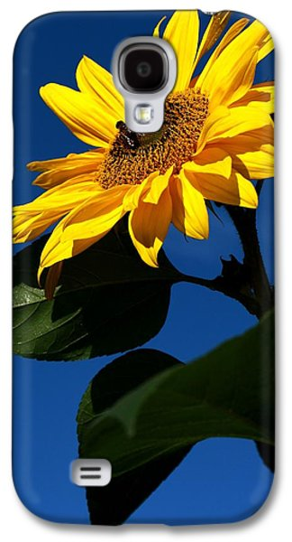Sunflower Breakfast 1. Just Arrived  Galaxy S4 Case