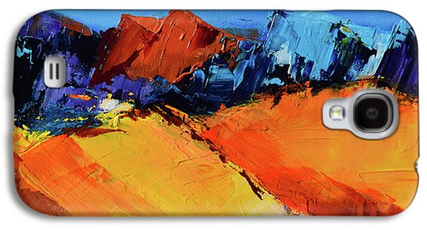 Sunlight In The Valley Galaxy S4 Case by Elise Palmigiani
