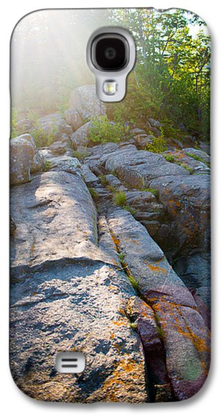Sunlight On Cove Point Galaxy S4 Case