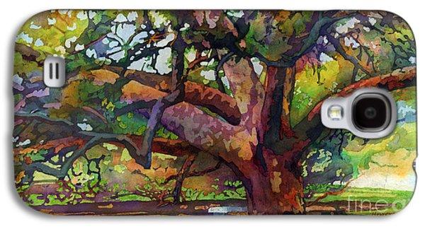 Sunlit Century Tree Galaxy S4 Case
