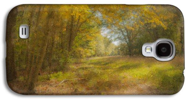 Sunlit Meadow In Borderland Galaxy S4 Case by Bill McEntee