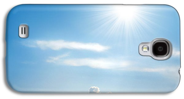 Sunny Sky Galaxy S4 Case by Carlos Caetano