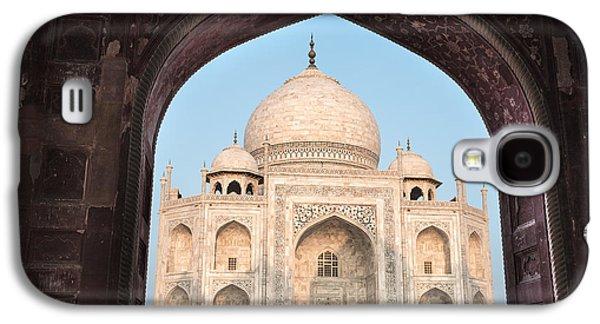 Sunrise Arches Of The Taj Mahal Galaxy S4 Case