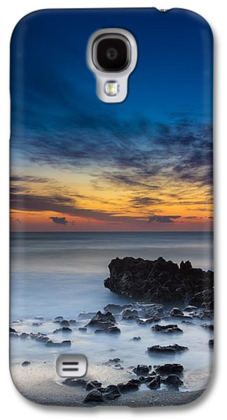 Sunrise At Coral Cove Park In Jupiter Vertical Galaxy S4 Case by Andres Leon