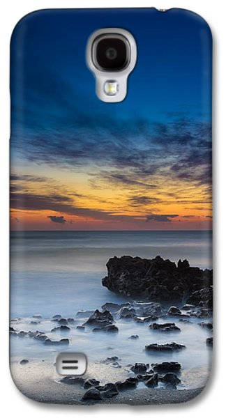 Sunrise At Coral Cove Park In Jupiter Vertical Galaxy S4 Case