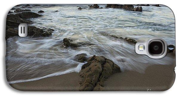 Sunrise At Laguna Beach Galaxy S4 Case by Keith Kapple