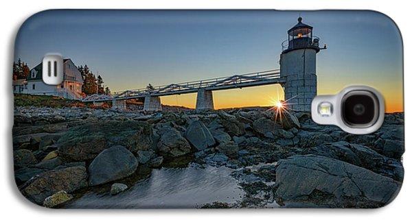 Sunrise At Marshall Point Galaxy S4 Case by Rick Berk