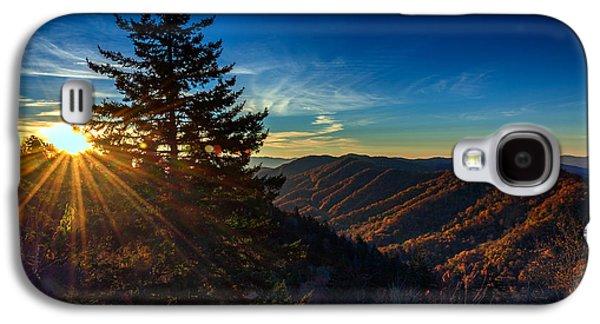 Sunrise At Newfound Gap Galaxy S4 Case