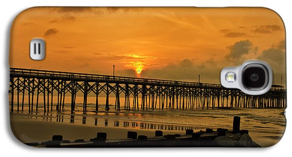 Sunrise At Pawleys Island Galaxy S4 Case by Bill Barber
