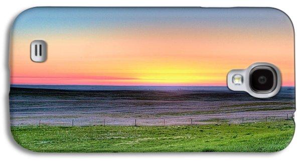 Sunrise Galaxy S4 Case
