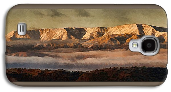 Sunrise Glow Pano Pnt Galaxy S4 Case