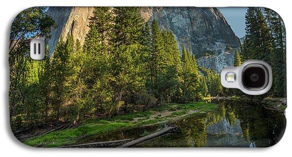 Sunrise On El Capitan Galaxy S4 Case by Peter Tellone