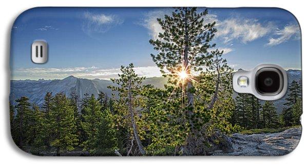 Sunrise On Sentinel Dome Galaxy S4 Case