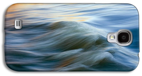Sunrise Ripple Galaxy S4 Case by Mike  Dawson