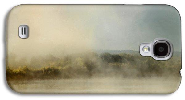 Sunrise Through The Fog Galaxy S4 Case