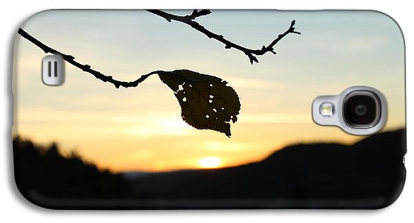 Galaxy S4 Case - Sunset  by Alena Madosova