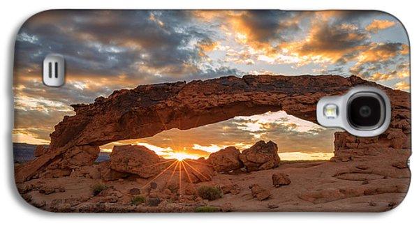 Sunset Arch Galaxy S4 Case