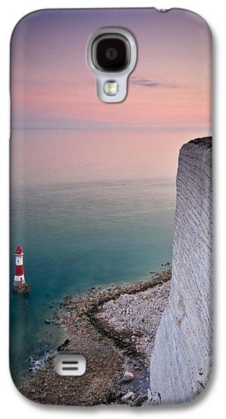 Sunset At Beachy Head Galaxy S4 Case
